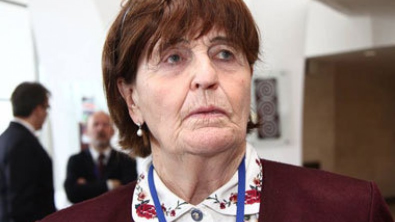 Baroness Caroline Cox Supports the Work of MARIAS