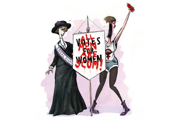 In Support of True Feminism