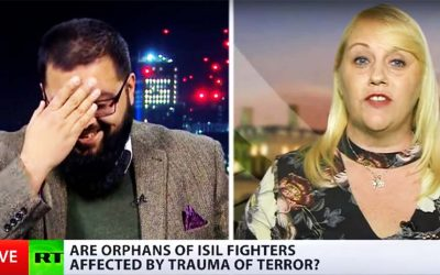 Toni Bugle tells Salman Butt: Islamic State orphans need less Islam, not more