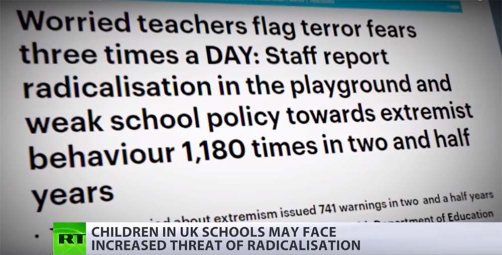 Toni Bugle vs Talha Ahmad: Islamic radicalisation of UK school kids? Muslim community evading responsibility?